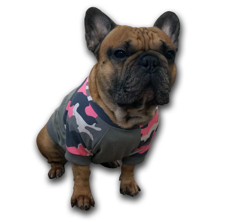 Bluza moro różowa dla dziewczynki